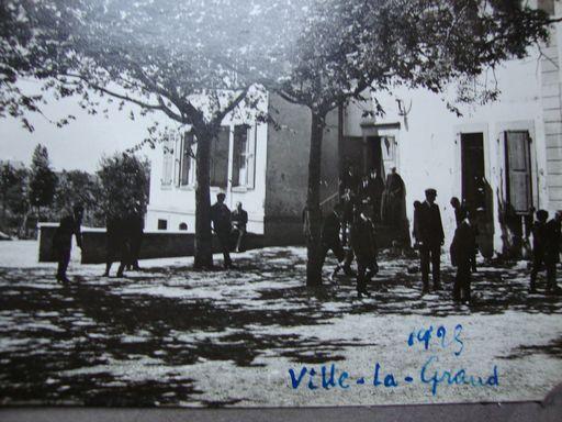 Le petit Séminaire de Ville-la-Grand