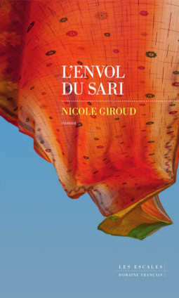 L'envol du sari, par Nicole Giroud