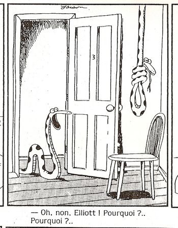 l'univers impitoyable de Gary Larson